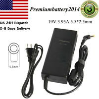75W AC Adapter Charger For Toshiba Satellite A200 L300 L305 L450 Power Supply