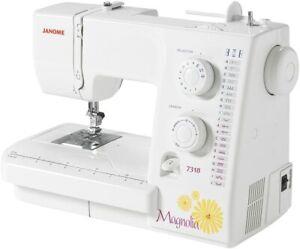 Janome Magnolia 7318 Mechanical Sewing Machine
