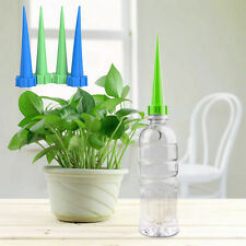 Durable 4x Auto Watering Irrigation Spike Home Garden Plant Drip Sprinkler Water