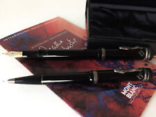 "Neu""MONTBLANC AGATHA CHRISTIE SET FÜLLER   BLEISTIFT WRITERS EDITION 1992 PEN"