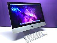 """Apple iMac 21.5"""" Mac Desktop  24 Month Warranty / OSX-2015 / 8GB RAM / 500GB!"""