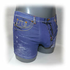 Boxershorts Jeans Design - Extra heiss  Size:3XL (1574)