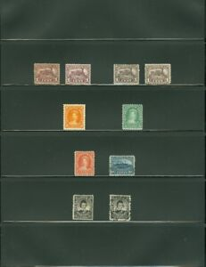 EDW1949SELL : CANADA PROVINCES Beautiful Mint & Used collection. Certs Cat $1927