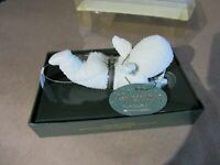Dept 56 Snowbabies TOOTH FAIRY Hinged Box Christmas Ornament  # 69095