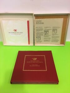 The Franklin Mint State of The Union 1st Edition Solid Bronze 50 Coin Proof Set