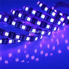 50M 10x 5M 5050 UV 395nm LED Strip Ultraviolet Purple 300led waterproof 12V BK
