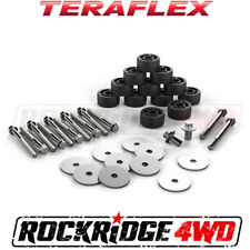 "TERAFLEX 07-17 JEEP WRANGLER JK 1.25"" BODY LIFT KIT - 4152100"