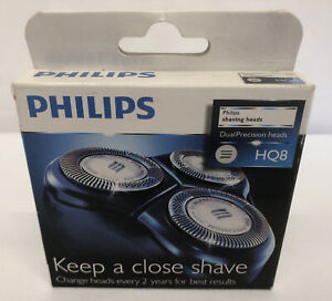 NEW Philips HQ8 Series Replacement Blades HQ8 HQ57 HQ178. (A33)