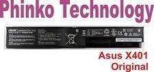 Original Battery for Asus F301A F401A F501A X301A X401A X501A A31-X401 A32-X401