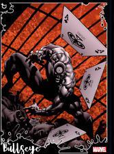 Topps Marvel Collect Inked series 3 BULLSEYE Tilt