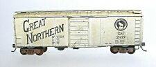 GREAT NORTHERN WHITE BOXCAR-HO SCALE