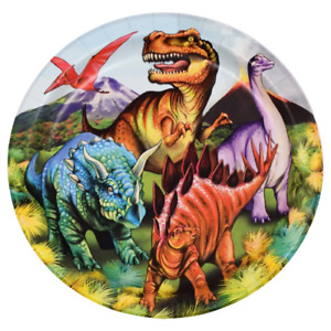 Dinosaur Birthday Party Kit For 18 Guests