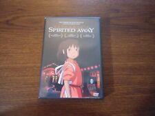Spirited Away (Dvd, 2003, 2-Disc Set) Amazing Condition