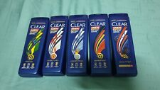 CLEAR Men Shampoo World Cup Edition Bottles