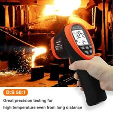Infrared Thermometer Test High Temperature 583272 Thermometer Pyrometer Gun