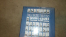 Presidents US Postage Stamp album, new, 1847 to 2000