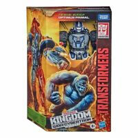 Transformers Generations Kingdom War for Cybertron Optimus Primal *New**Sealed*