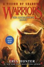 Warriors a Vision of Shadows the Apprentice's Quest 1 by Erin Hunter Hardcover