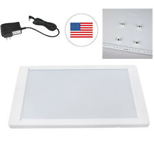CE Dental X-Ray Film Illuminator Light Box Viewer light Panel A4 Sealed LED USA