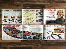 Fleischmann Auto Rallye Prospekt August '70 (top Zustand)