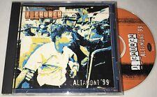 J CHURCH - Altamont 99 - Au Go Go ANDA243CD 1998 Australia (Smiths / Radiohead)