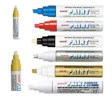 UNI PX-30 EXTRA LARGE BROAD NIB PAINT MARKER PEN PERMANENT OIL BASED PICK COLOUR