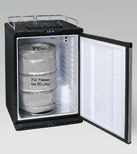 Bierfass-Kühlschrank Fasskühler Minibar Theke mobil