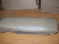 2000 2005 CHEVROLET IMPALA LS RIGHT REAR SIDE SEAT CUSHION LEATHER TAN OEM