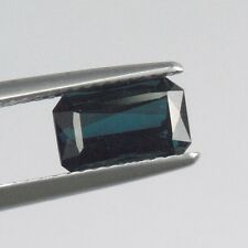T081 / 1.95 cts. IF 100% Natural Blue Green Indicolite Tourmaline WOW VERY RARE