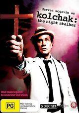 Kolchak - The Night Stalker : The Complete TV Series (DVD, 2009, 5-Disc Set)