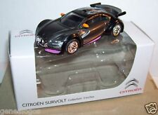 RARE NOREV 3 INCHES 1/54 CITROEN SURVOLT CONCEPT CAR in box neuf