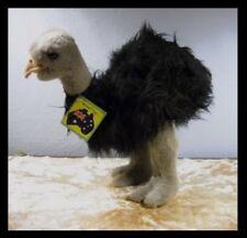 LUX Australia Plush EMU Windmill Toys bird BABY Ostrich COOL vintage BIRD toy