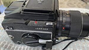 Mamiya M645 1000s 120 Film Camera And 55mm Lens