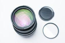 Quantaray 70-300mm f/4-5.6 LDO Macro Lens for Minolta Caps & Filter READ (#1787)