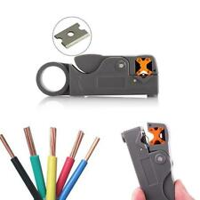 Multifunctional Rotary Coaxial Cable Stripper Cutter Tool Pliers Wire Strippers