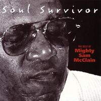 Mighty Sam McClain - Soul Survivor: Best of Mighty [New CD]