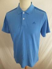 Polo Adidas Bleu Taille M à - 47%