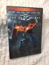 The Dark Knight (DVD, 2008, Full Frame) Brand New