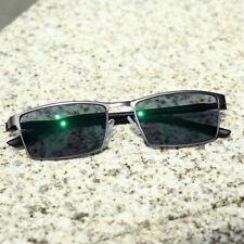 Mens Transition Photochromic Reading Glasses Sunglasses Metal Readers +1.0~ +4.0
