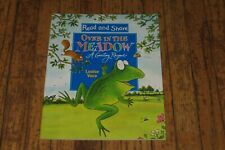 Over in the Meadow by Louise Voce, Paperback Book