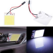 48 SMD COB LED T10 4W 12V Light Car Interior Panel Lights Dome Lamp Bulb+PartsMO