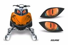 Headlight Eye Graphics Kit Decal Cover For Arctic Cat M Series Crossfire ECLPS O