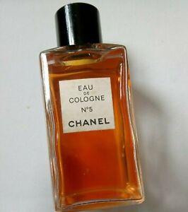 Chanel No 5  Vintage .Eau De Cologne.100ml
