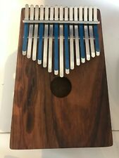 More details for hugh tracey kalimba alto with built-in pickup for amplifier, hardly used