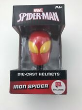 Marvel Avengers Die-Cast Collectible Iron Spider Helmet Exclusive ~FREE SHIPPING