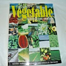 BOOK UNIVERSITY OF FLORIDA COMMERCIAL VEGETABLE PRODUCTION GUIDE HOCHMUTH