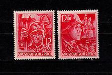 Deutsches Reich, 909 - 910 ,  postfrisch, siehe Scan