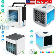 Portable Air Conditioner Cooler Fan Evaporative Humidifier Air Cooling Cool Home