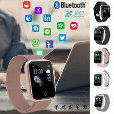 Sport Smart Watch Waterproof Heart Rate Blood Pressure Monitor Fitness Tracker