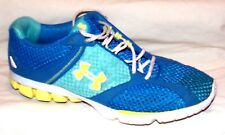 UNDER ARMOUR WOMENS UA CHARGE RUNNING SHOES OVER 95% TREAD SIZE-10